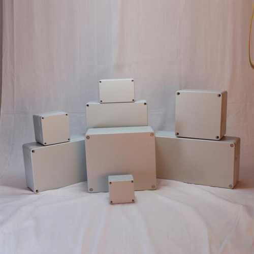 Aluminium Enclosures (Junction Boxes)