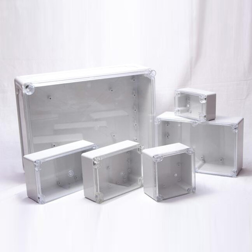Polycarbonate Enclosures (Junction Boxes)